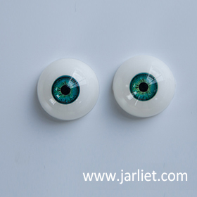Jarliet-green eyes